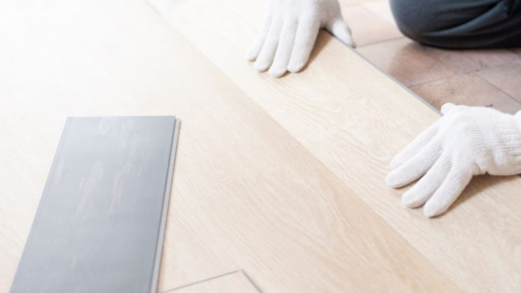 Vinyl Wood Flooring image 2