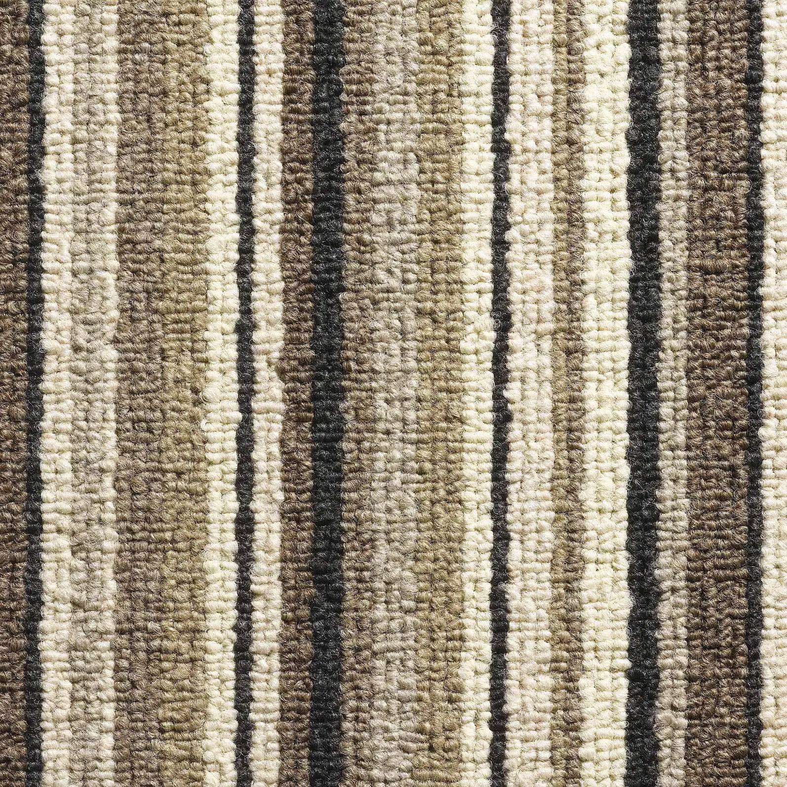 Oxford 9717 Brown Stripe
